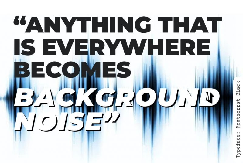 Background Noise Kenneth Hiebert