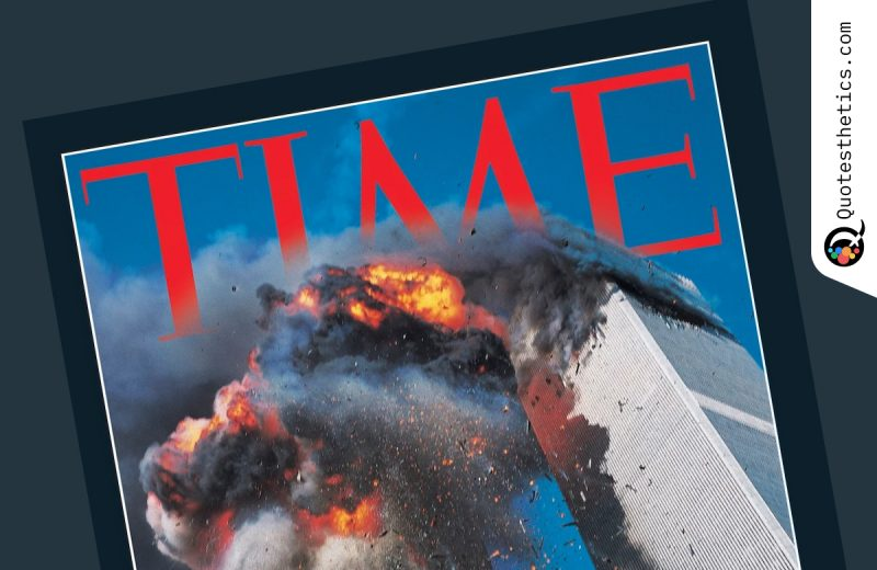 Time September 11 Cover