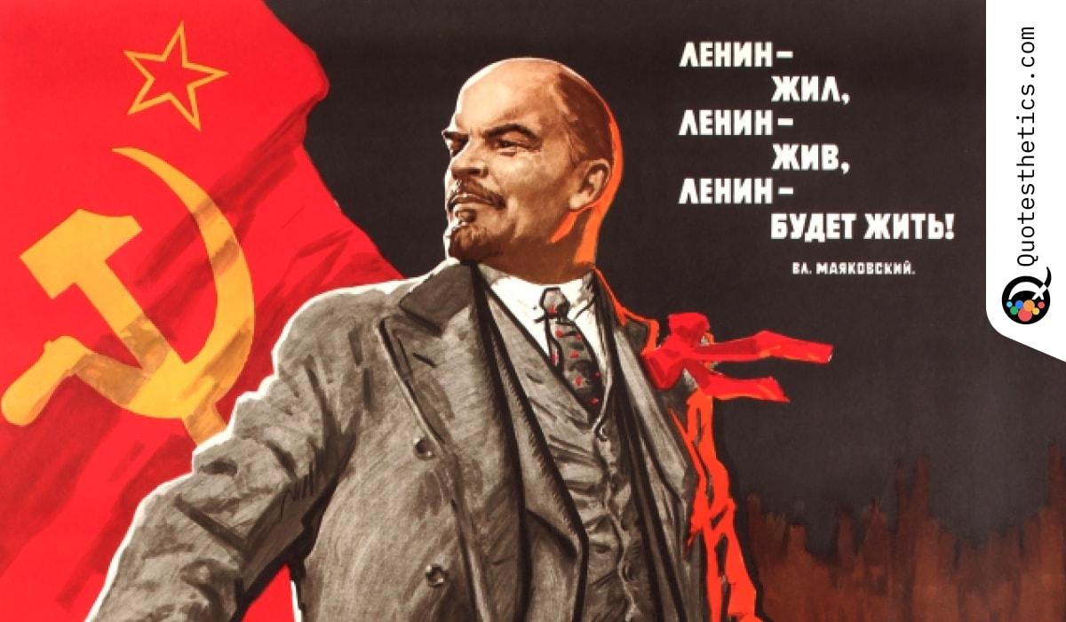 Communist Propaganda Lenin